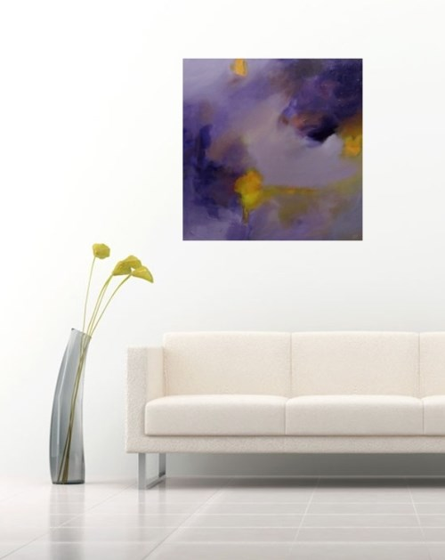 """Three Wishes"" original fine art by ~ces~ Christine E. S. Code"