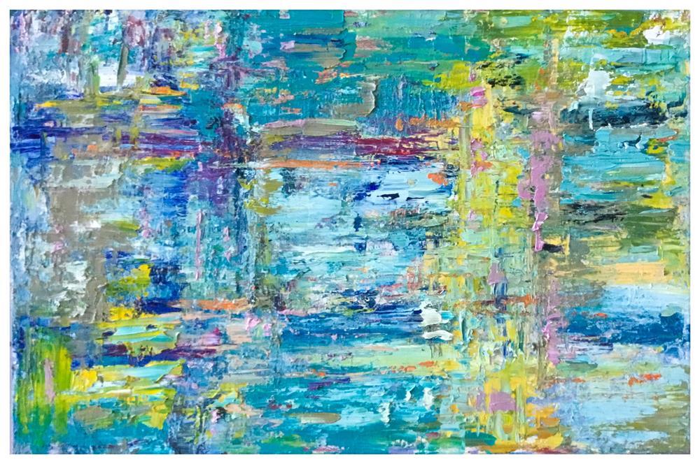 """Seaside 595"" original fine art by Claudia Finn"