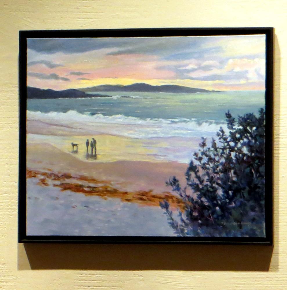 """Close of the Day"" original fine art by Rhett Regina Owings"