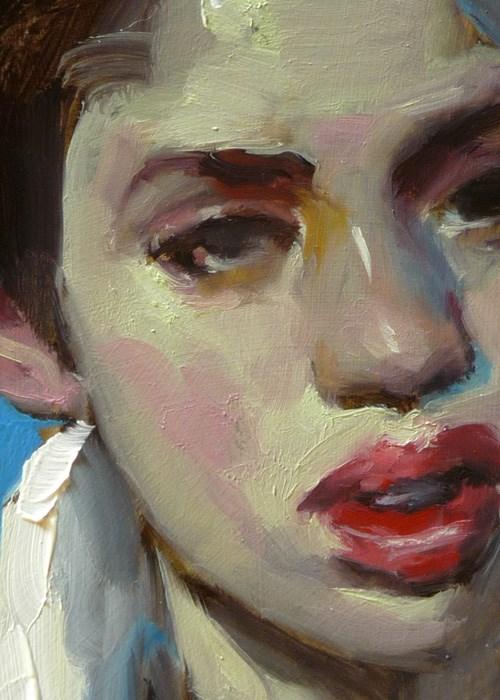 """Blue Hour"" original fine art by John Larriva"