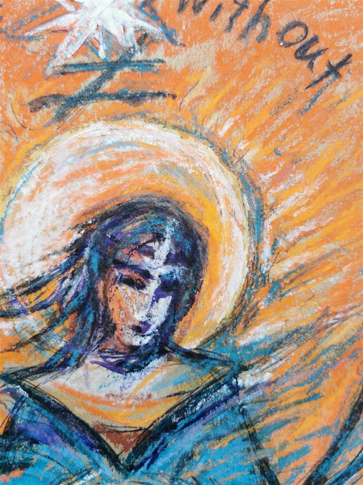 """Apostatenaut"" original fine art by Alexandra Cook"