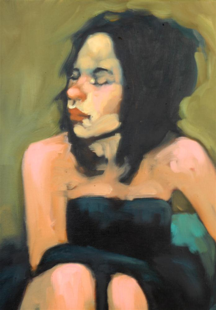 """A few fresh paintings..."" original fine art by Kayleen Horsma"