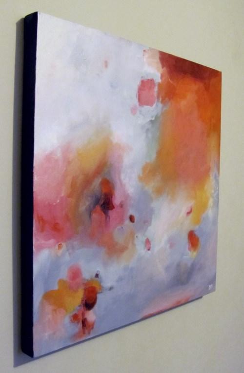 """""""Reconciling That Dream"""" original fine art by ~ces~ Christine E. S. Code"""