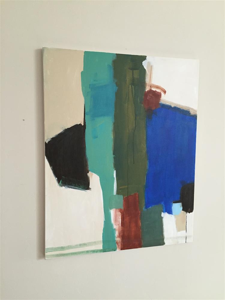 """""""Buffalo"""" original fine art by Pamela Munger"""