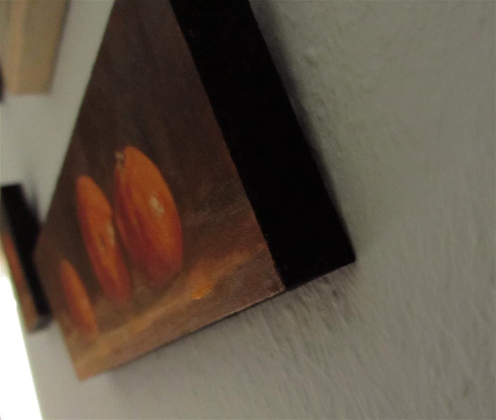 """""""Fennel"""" original fine art by Ulrike Miesen-Schuermann"""