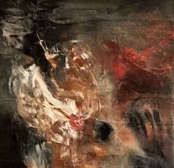 """""""The Groom"""" original fine art by ~ces~ Christine E. S. Code"""