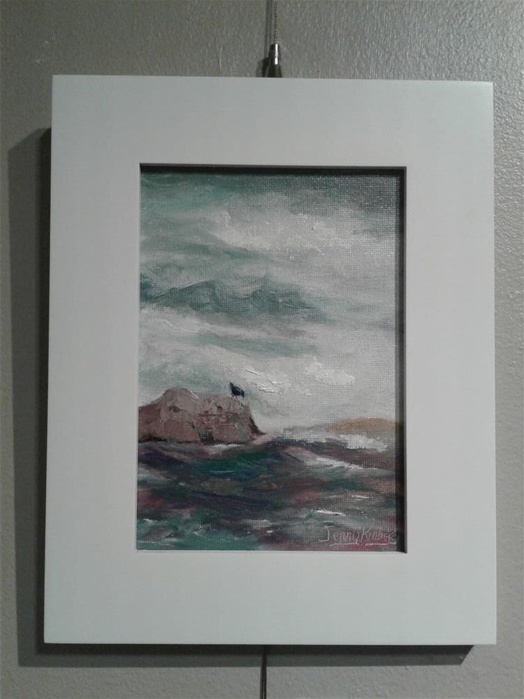"""Little Dipper"" original fine art by Jenny Kinberg"