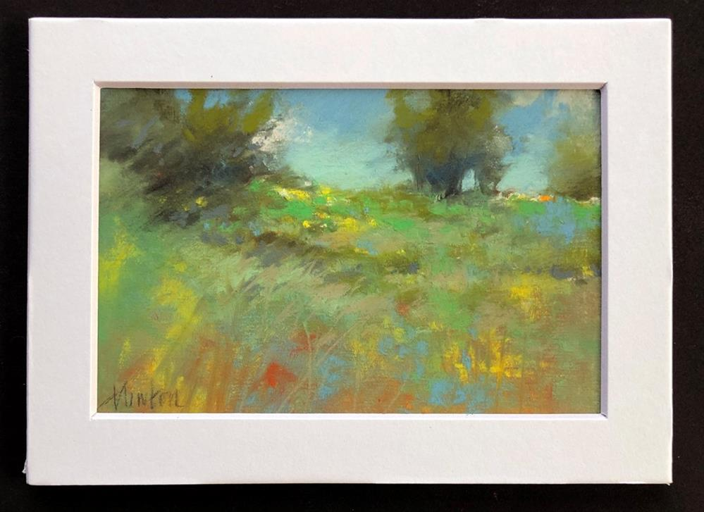 """Dreaming of Summer"" original fine art by Barbara Benedetti Newton"