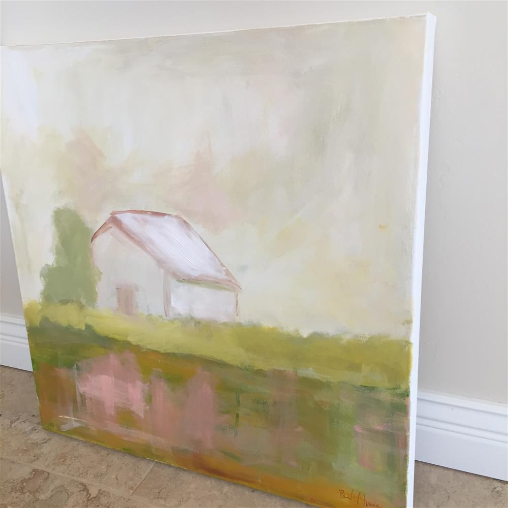 """""""Field's Edge"""" original fine art by Pamela Munger"""