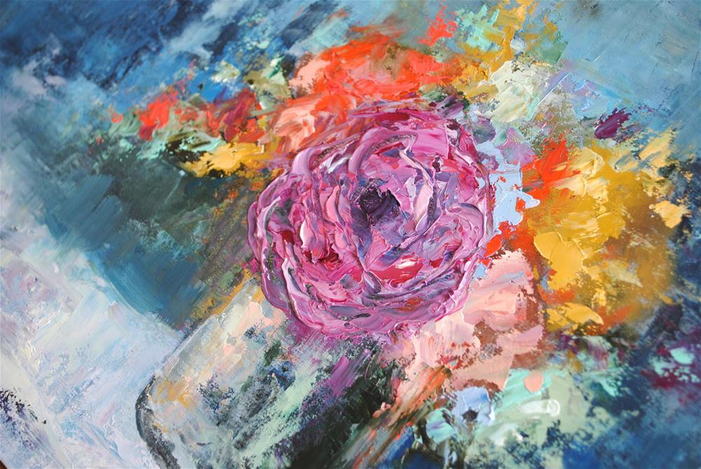 """Melody"" original fine art by Kelly Berkey"