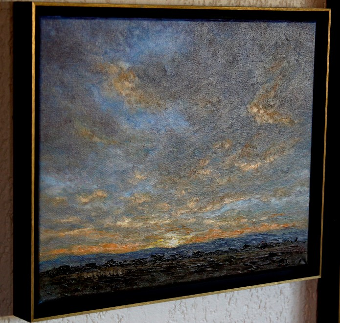 """""""Mellow Yellow"""" original fine art by Carol Zirkle"""