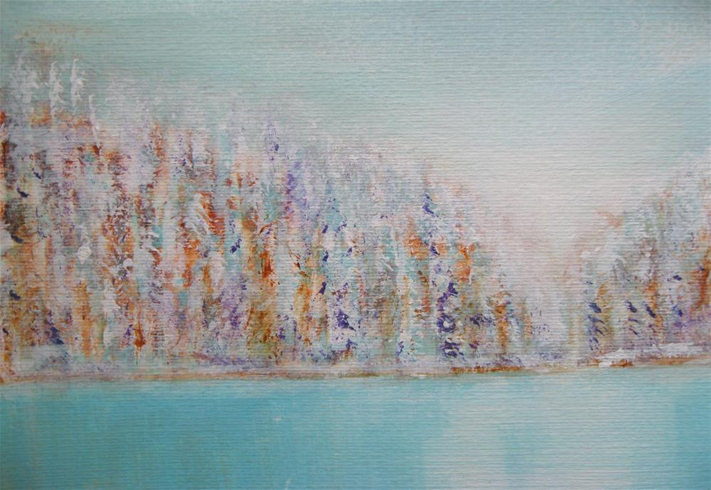"""Frost"" original fine art by Alina Frent"
