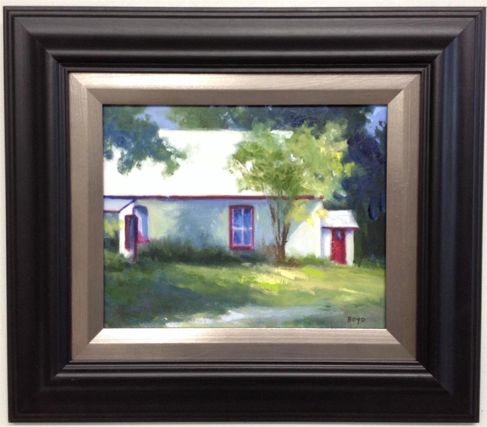 """""""Summer Whites"""" original fine art by Cathy Boyd"""