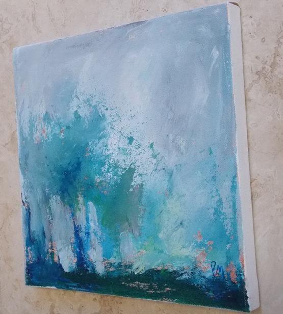 """Save the Trees"" original fine art by Pamela Munger"