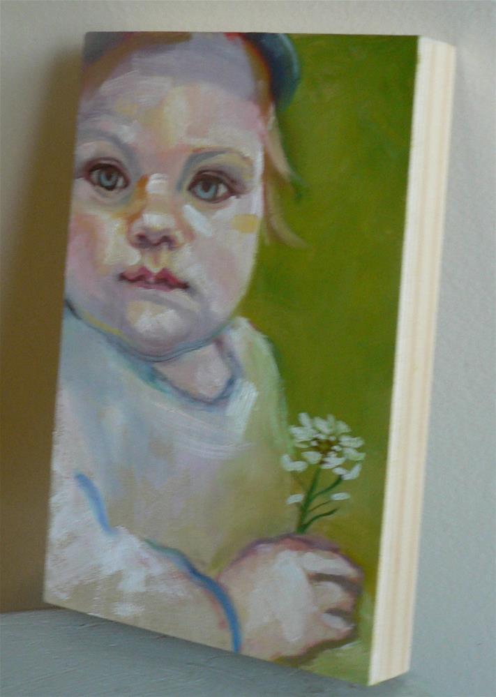 """Treasures"" original fine art by Leigh Buchanan"