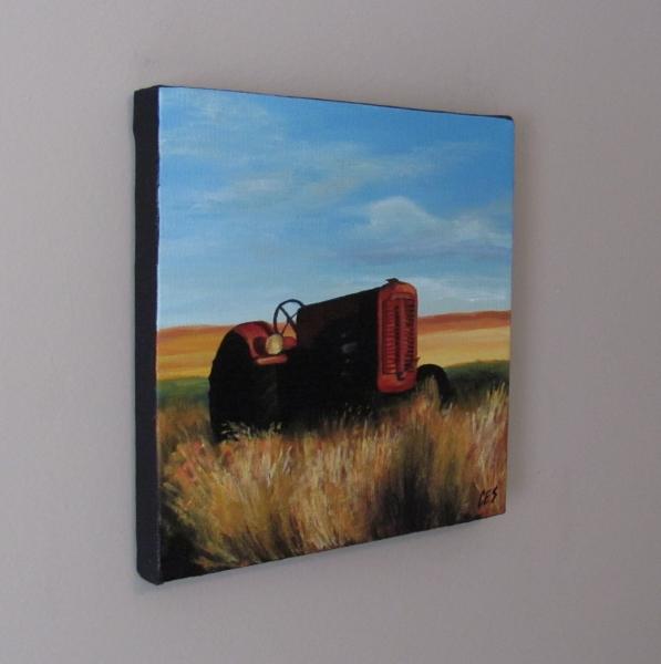 """""""Old Case"""" original fine art by ~ces~ Christine E. S. Code"""