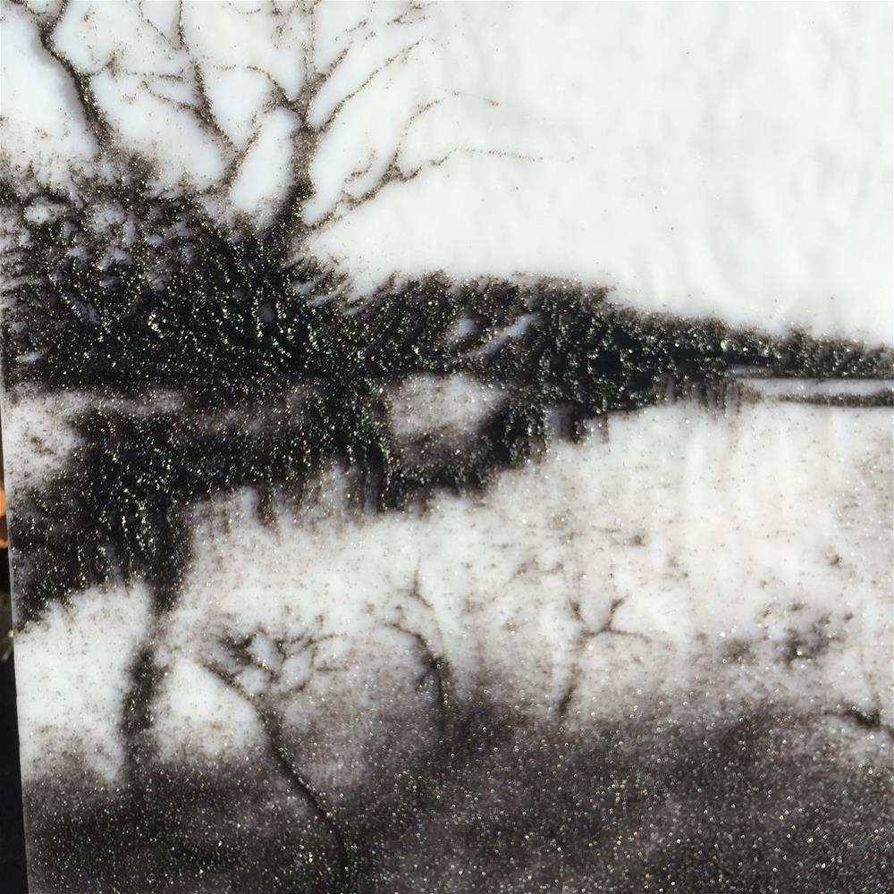 """""""Reflected"""" original fine art by Kelly Alge"""