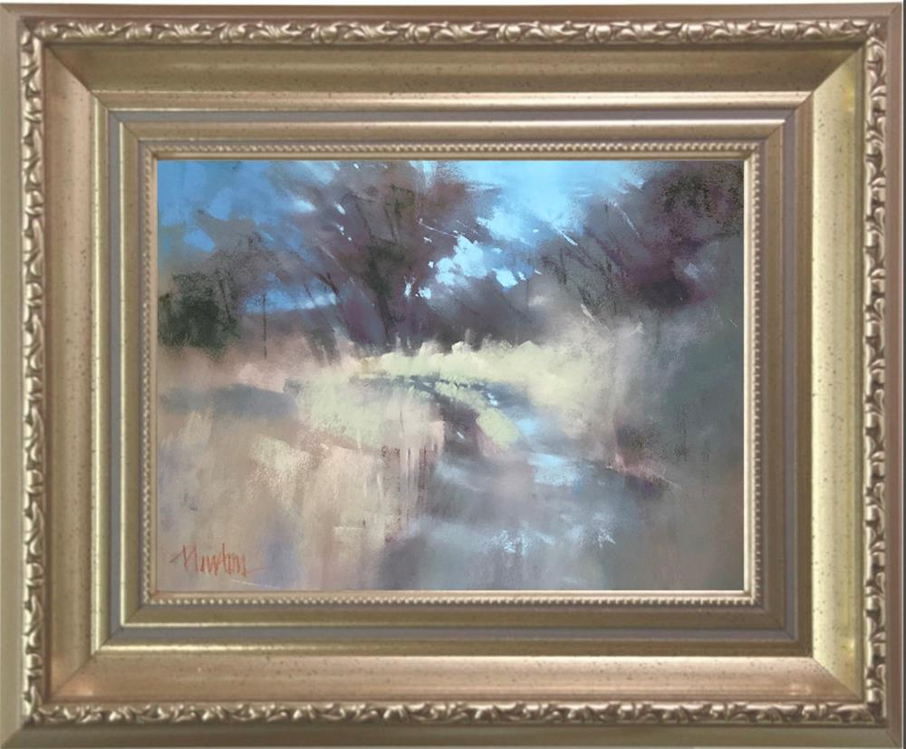 """Glory Days Revisited"" original fine art by Barbara Benedetti Newton"