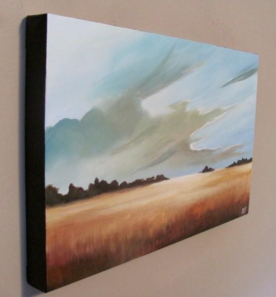 """""""Home"""" original fine art by ~ces~ Christine E. S. Code"""