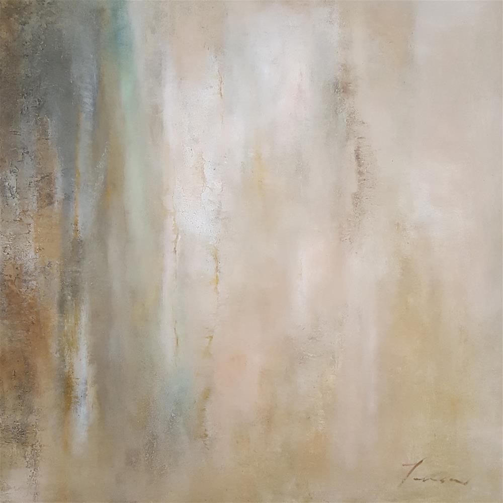 """""""Genesis02"""" original fine art by Teresa Yoo"""