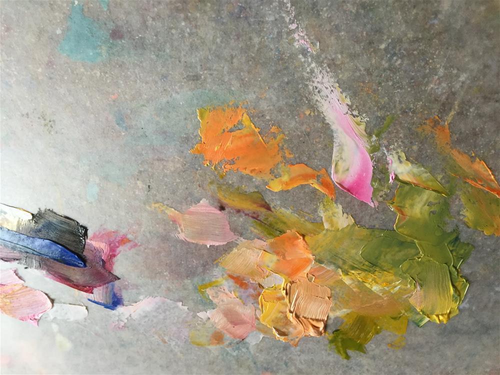 """Rememberance"" original fine art by Charlotte Fitzgerald"