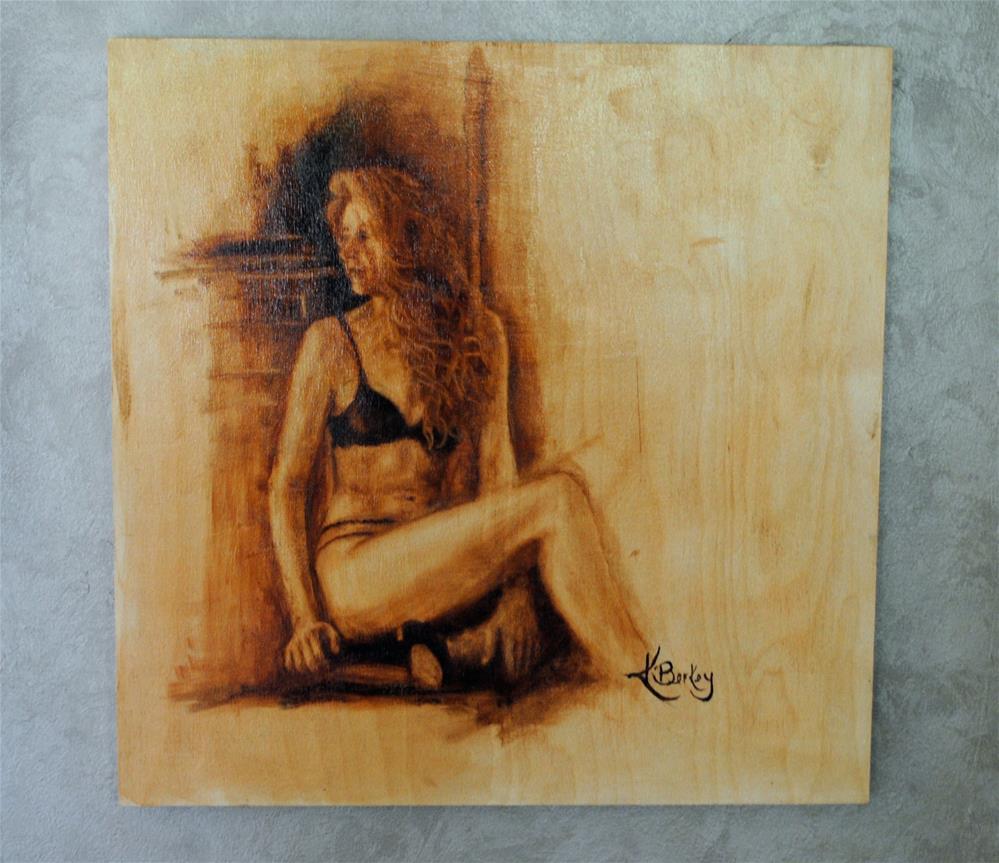 """Memories"" original fine art by Kelly Berkey"