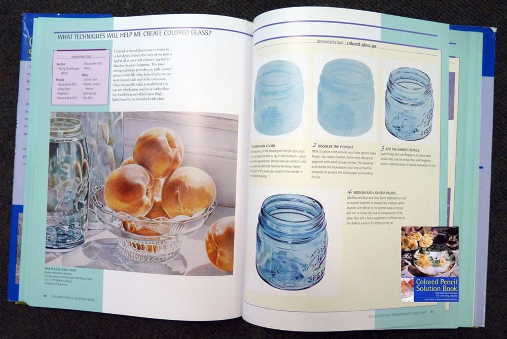 """Book illustration original art"" original fine art by Barbara Benedetti Newton"