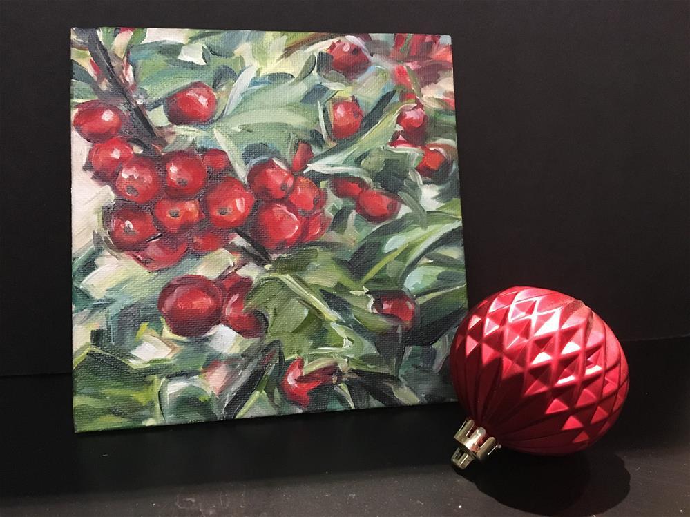 """Holly (183)"" original fine art by Tamanda Elia"