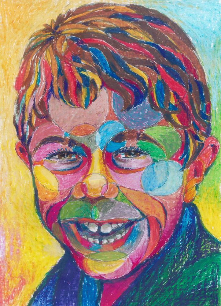 """357 NOAH"" original fine art by Trevor Downes"