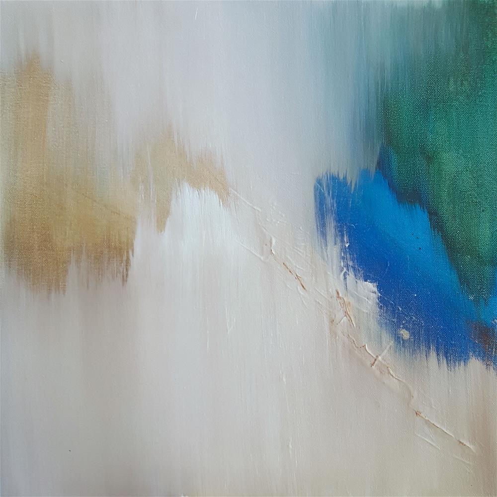 """""""TAHOE"""" original fine art by K R Moehr"""