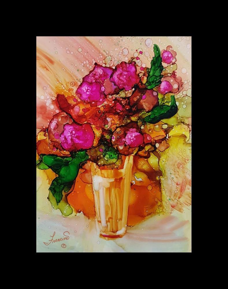"""""""Aaaa Spring"""" original fine art by Francine Dufour~Jones"""