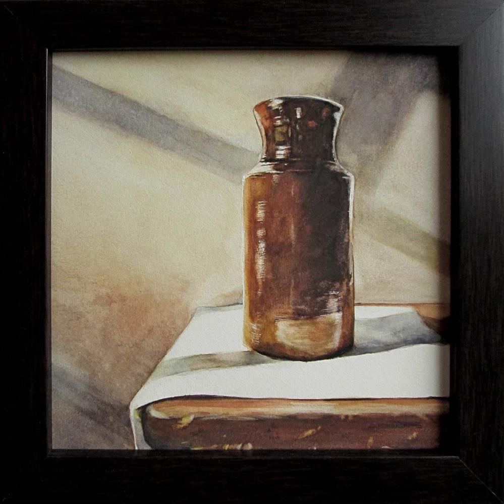 """""""A Study In Neutrals"""" original fine art by Kara K. Bigda"""