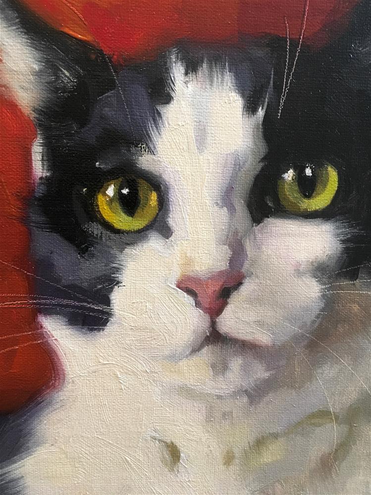 """Adopt390"" original fine art by Katya Minkina"