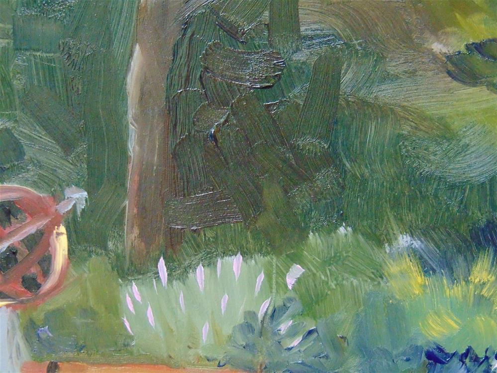 """The Museum Barn"" original fine art by Catherine Kauffman"