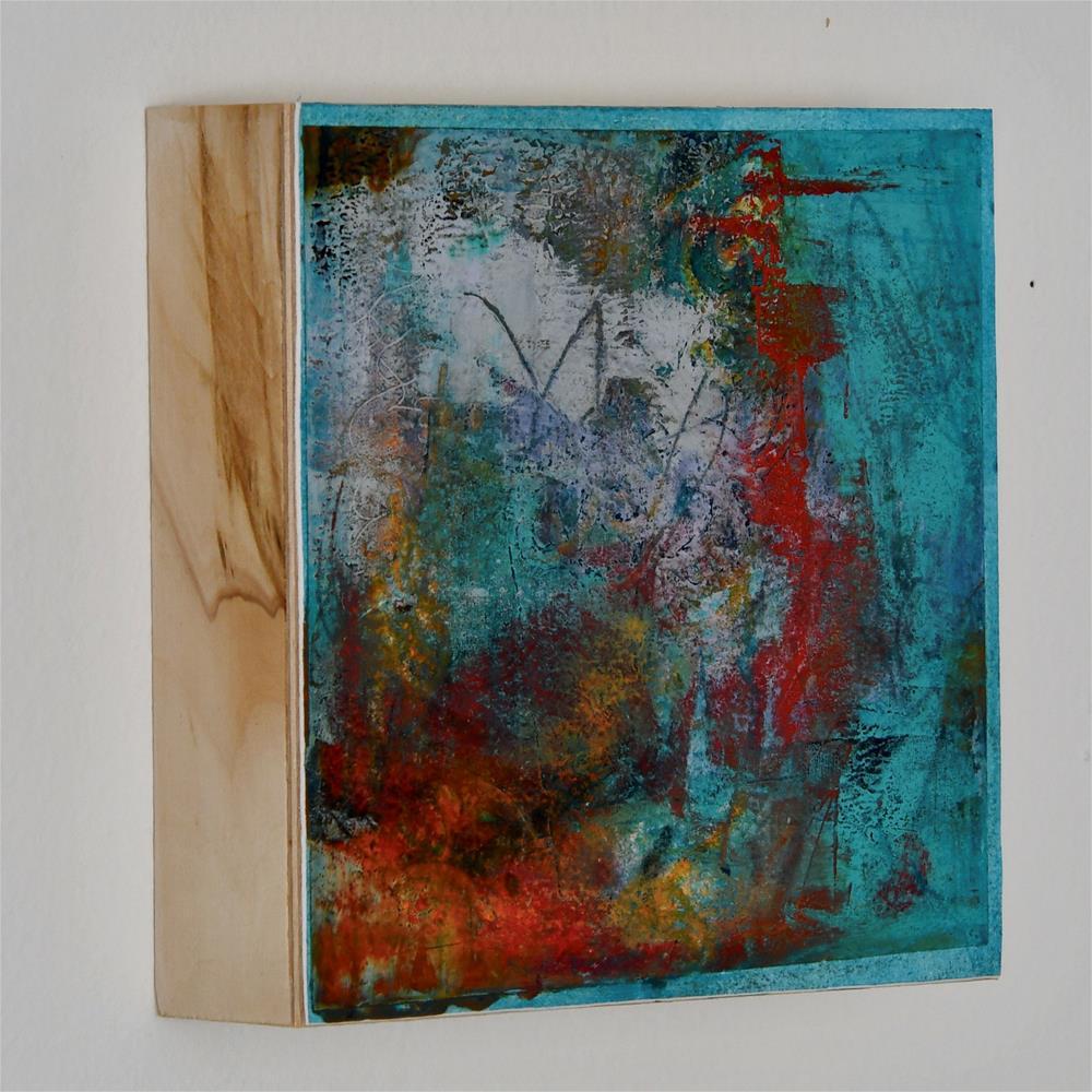 """Surprise #5"" original fine art by Jennifer Pratt"