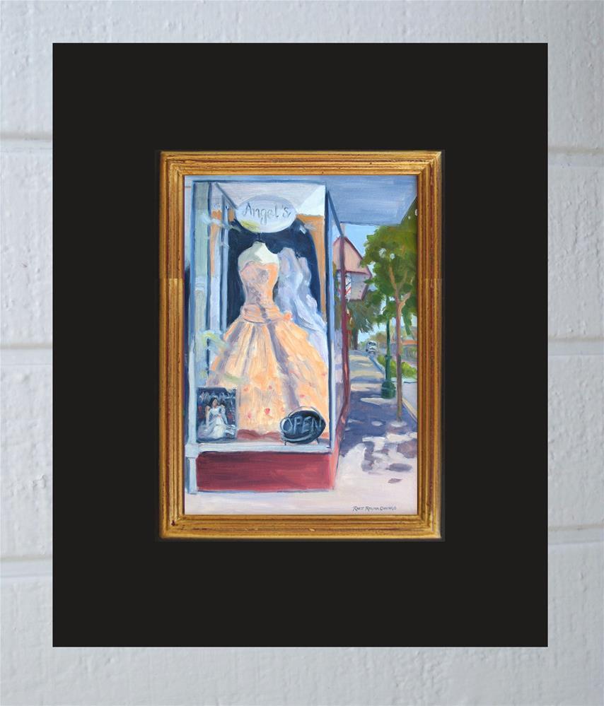 """Prom Dress"" original fine art by Rhett Regina Owings"