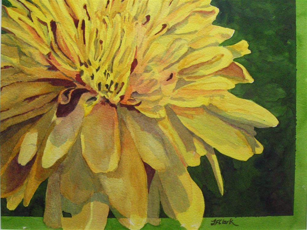"""Celebration"" original fine art by Judith Freeman Clark"
