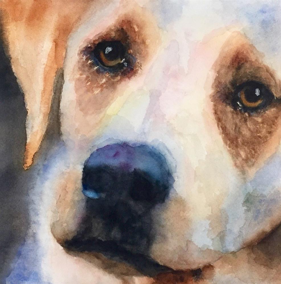 """""""Olive"""" original fine art by Melissa Gresham"""