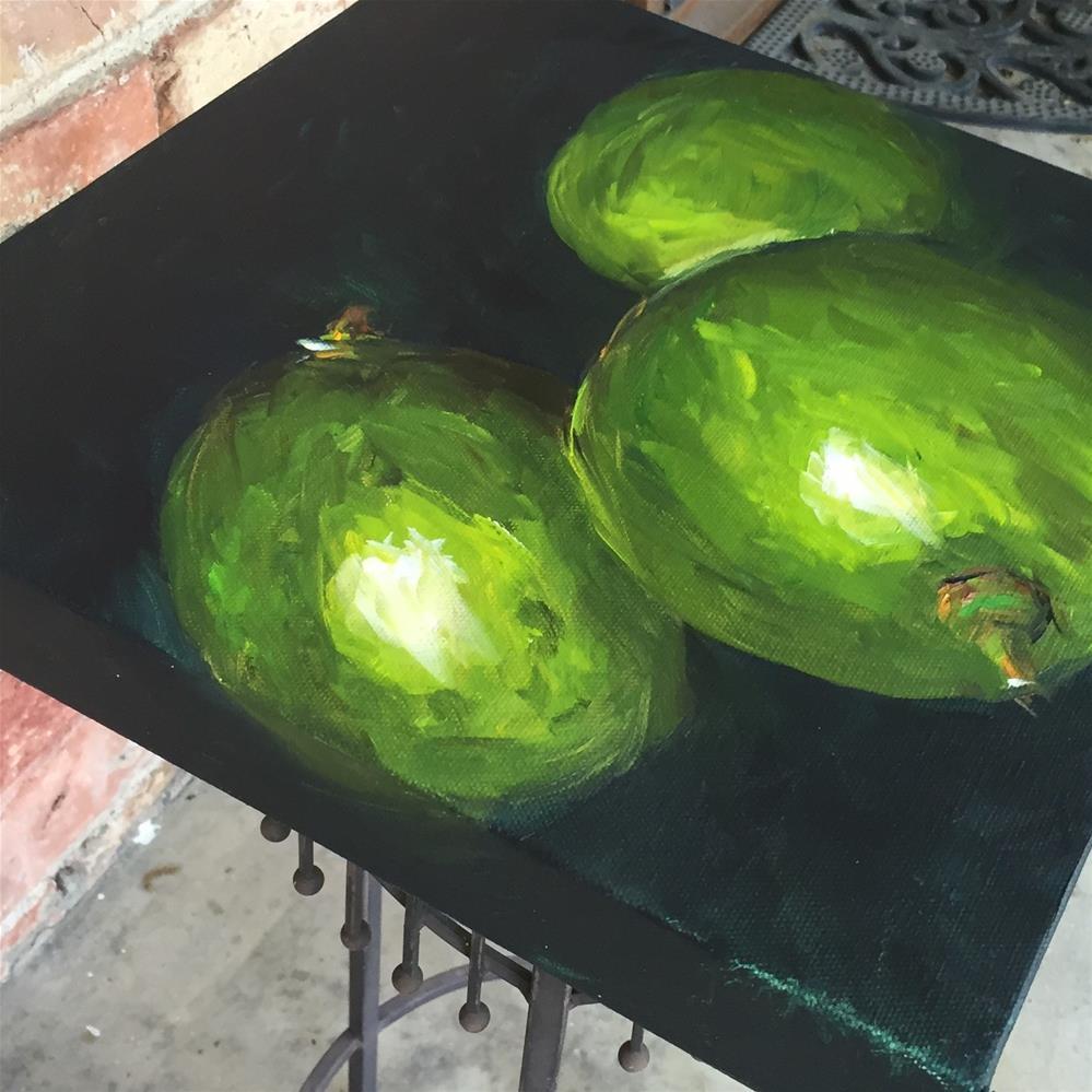 """Fresh Margaritas?"" original fine art by Renee Robison"