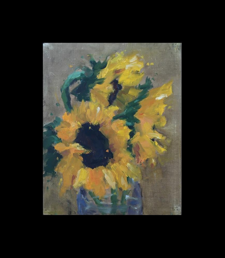 """""""Summer Trio"""" original fine art by Victoria  Biedron"""