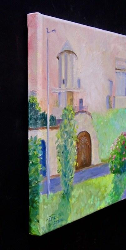 """First Light"" original fine art by Patricia Musgrave"