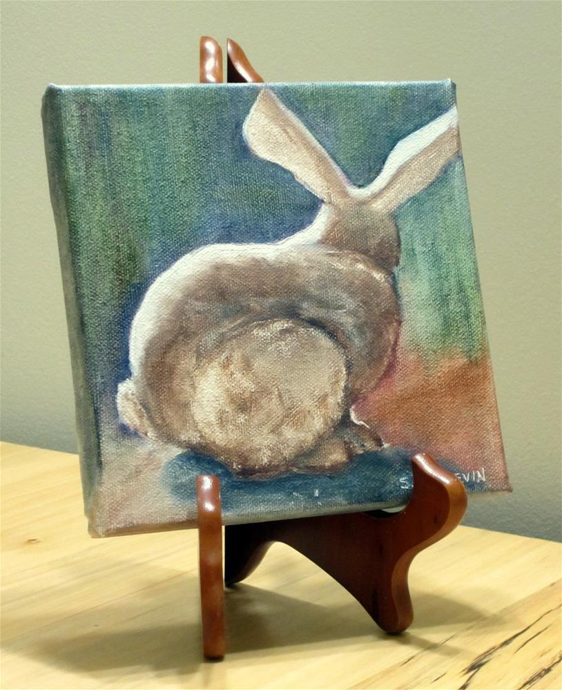 """Edward"" original fine art by Susan Poitevin"