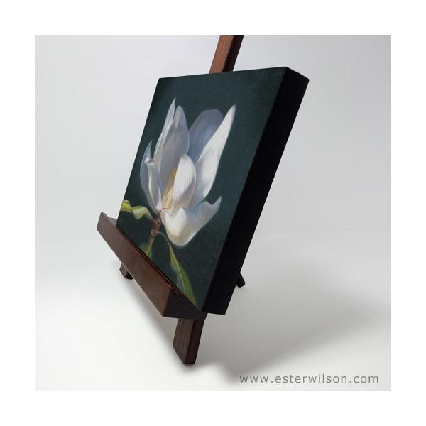 """Magnolia"" original fine art by Ester Wilson"
