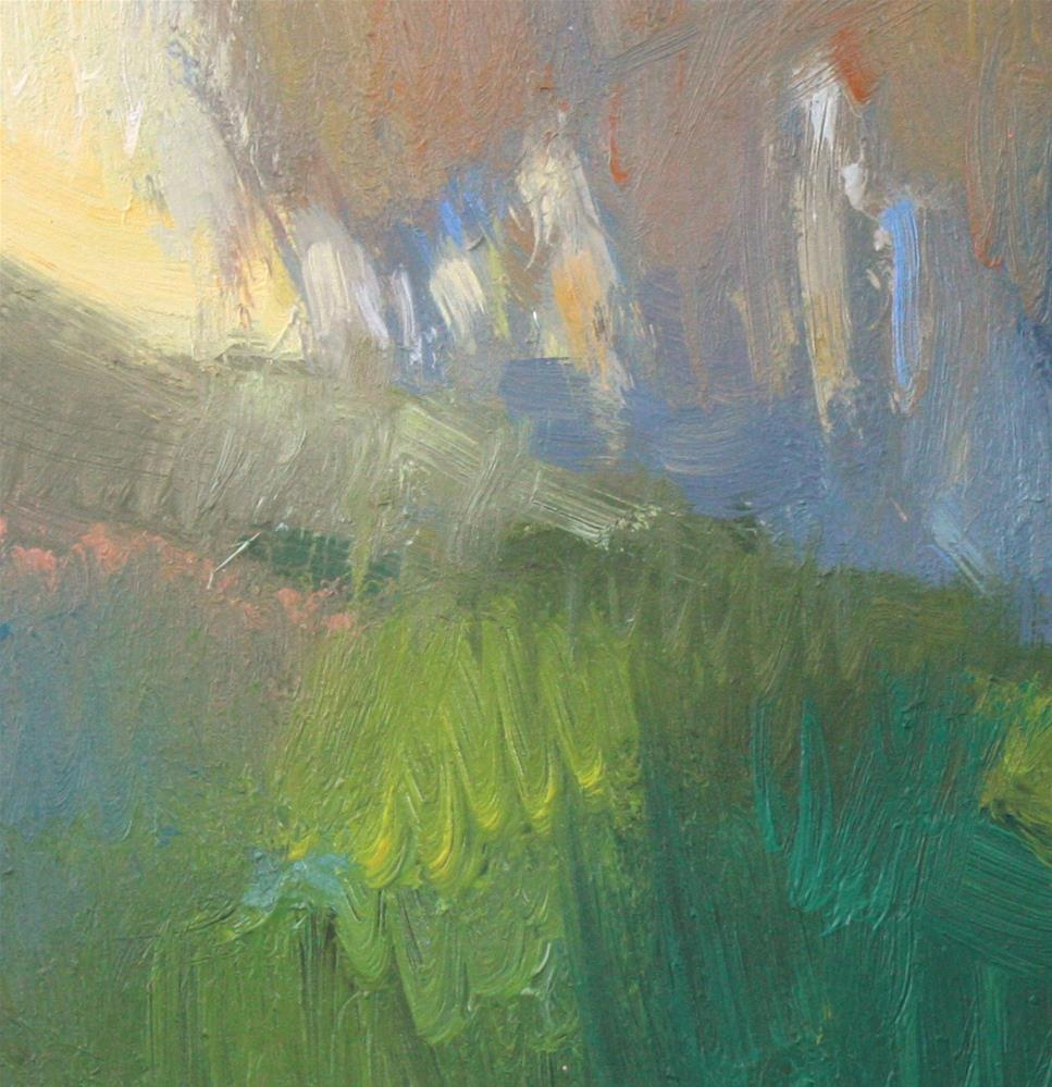 """Grasses"" original fine art by Cathleen Rehfeld"