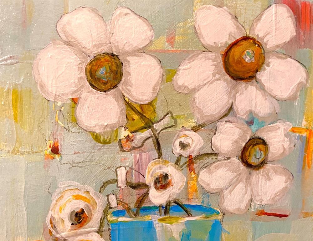 """LIFE IS BEAUTIFUL"" original fine art by Judie Mulkey"
