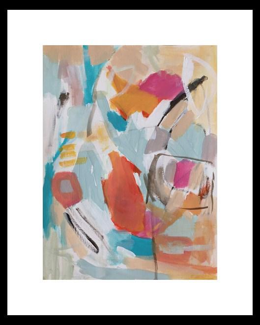 """""""Island Hopping"""" original fine art by Pamela Munger"""