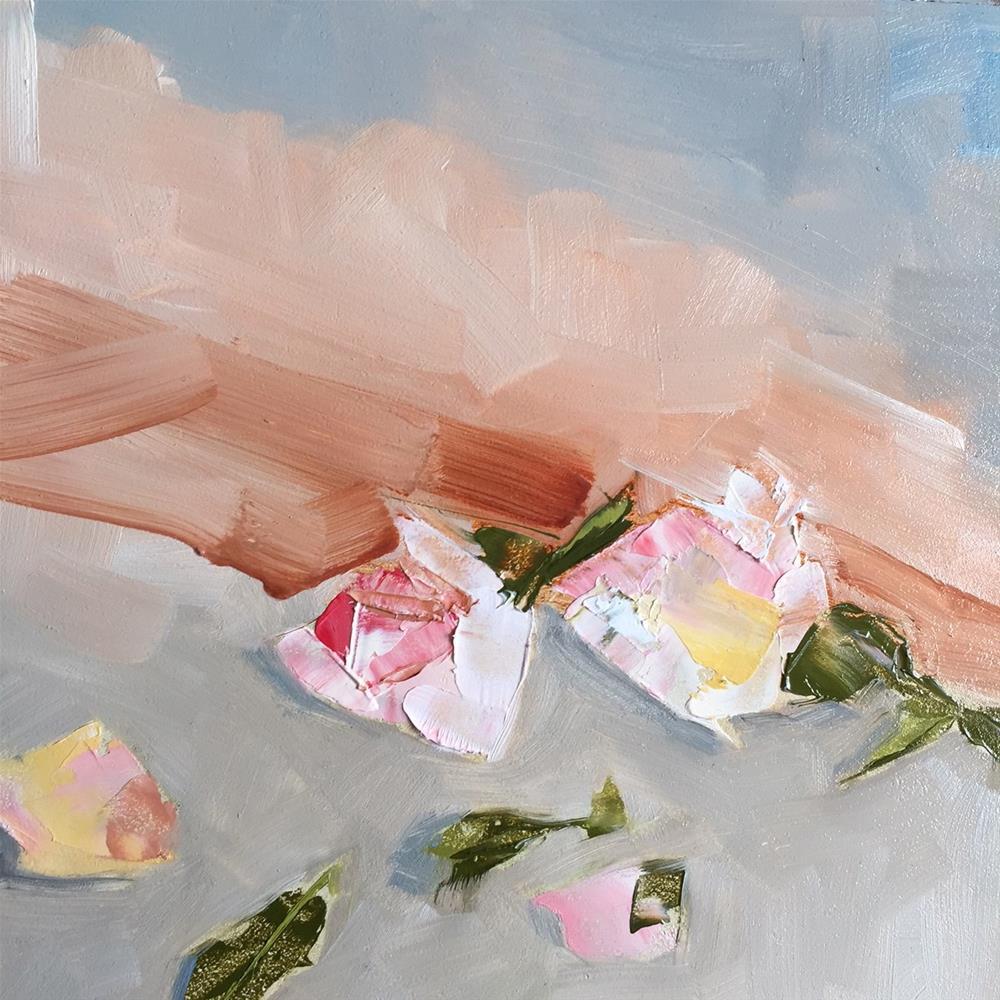 """""""123 Wayward"""" original fine art by Jenny Doh"""