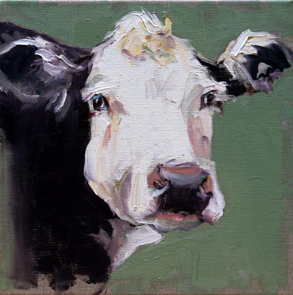 """posh"" original fine art by Carol Carmichael"