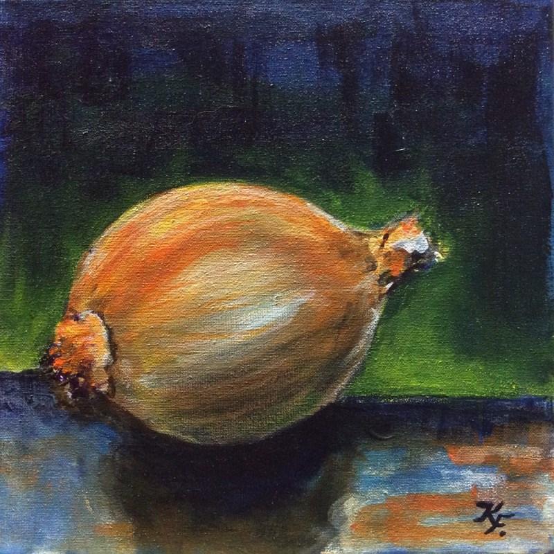 """""""Still life"""" original fine art by Klaudia Frieda"""