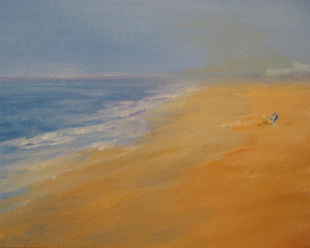 """A SUMMERS DAY"" original fine art by Joseph Perez"